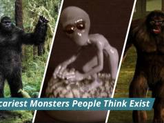 Scariest Monsters