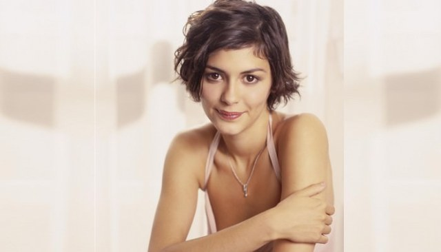 Audrey Tautou Female Celebrities with Dimples