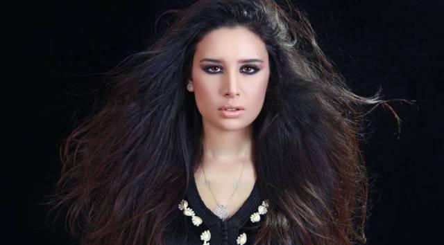 El Bekri Loubna beautiful women of Morocco