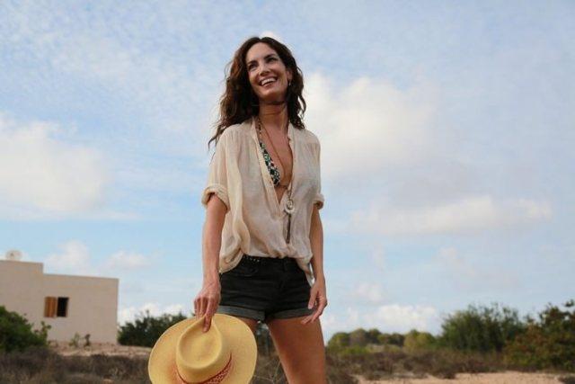 Eugenia Silva Beautiful Spanish Women