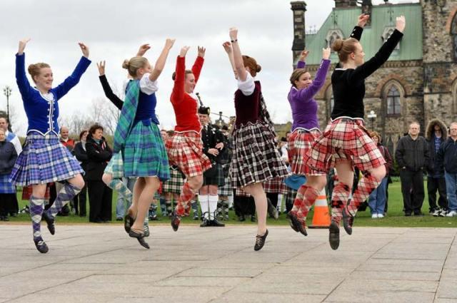 Hospitality of Scottish people