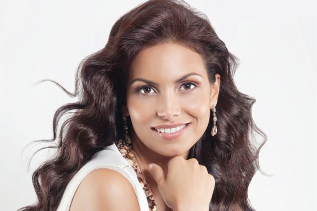 Zineb Obeid beautiful women of Morocco