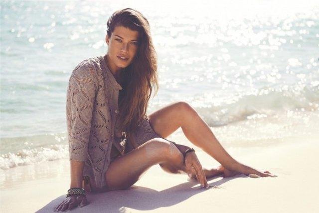 Louise Pedersen Most Beautiful Danish Women
