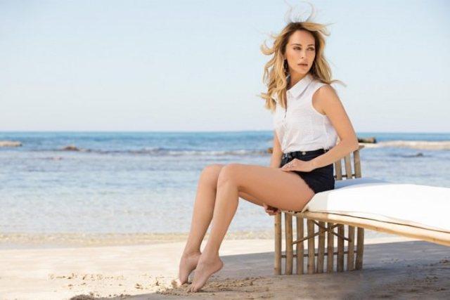 Miri Bohadana Most Beautiful Israeli Women