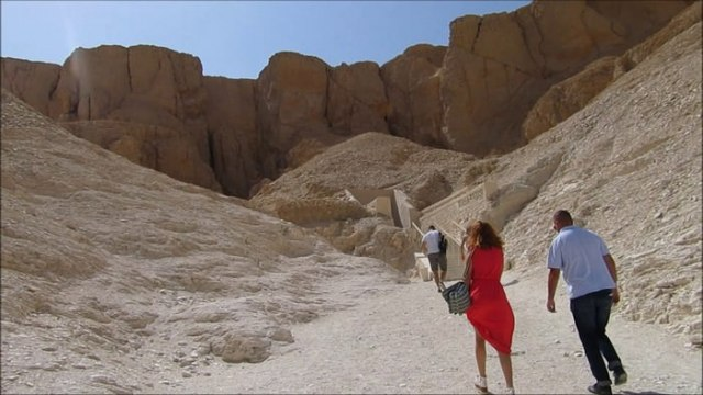 Valley of the Kings, Luxor - Egypt