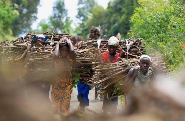 DRC Women Labour