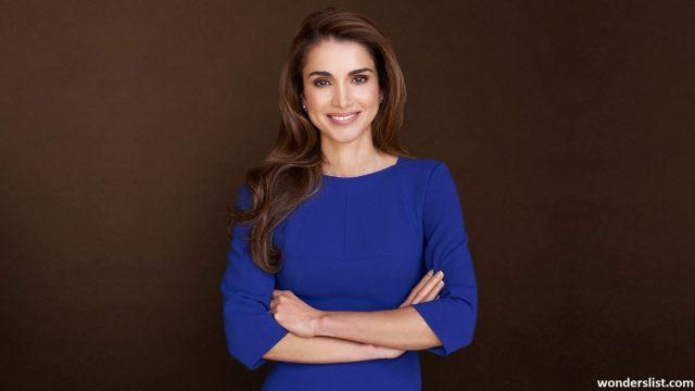 Rania Al Abdullah Most Glamorous Women Politicians