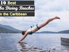 Best Scuba Diving Beaches in the Caribbean