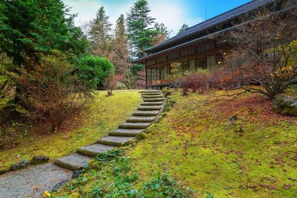 Tamozawa Imperial Villa Memorial Park, Nikko