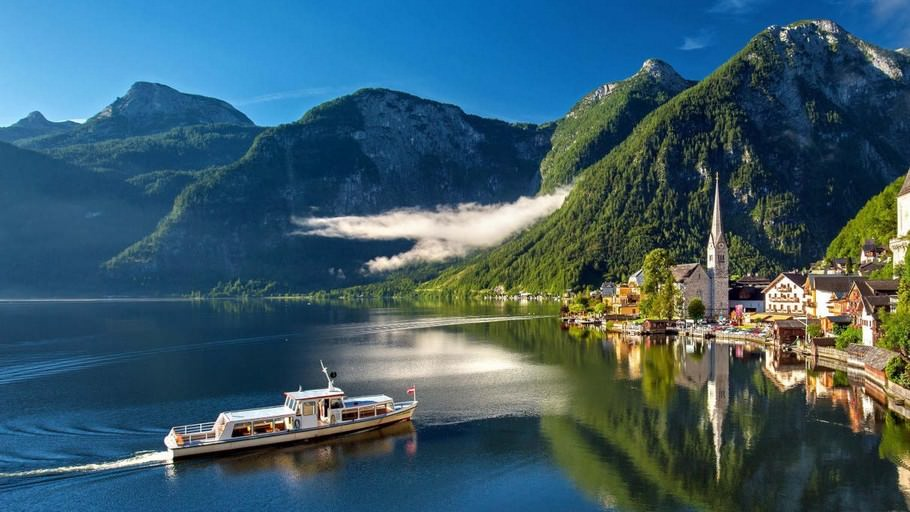 Truly Beautiful Villages in Europe
