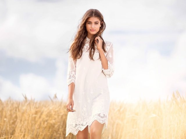 Taylor Hill most beautiful model
