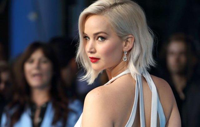 jennifer lawrence Most Beautiful Actresses