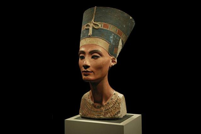 Queen Nefertiti of Ancient Egypt