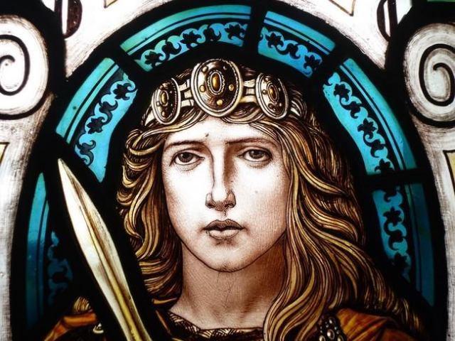 Queen Mavia of Arabia