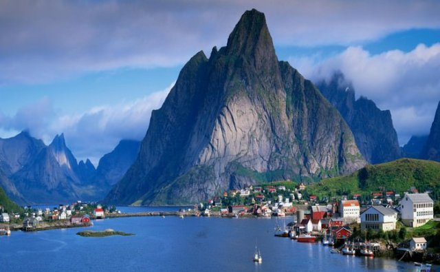 Reine, Most Beautiful Towns Norway