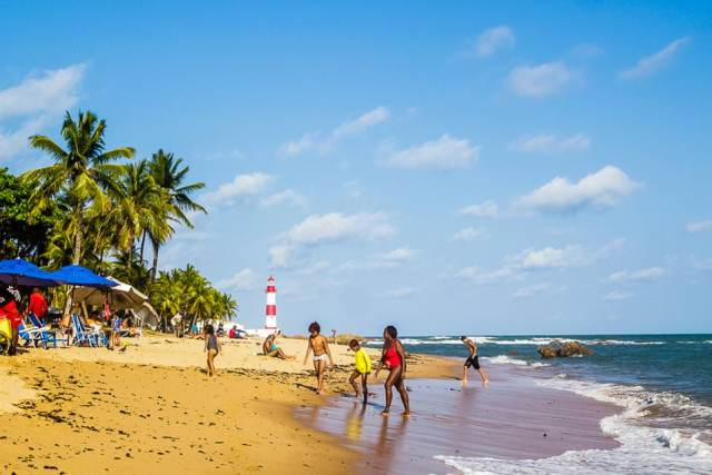 Salvador Most Beautiful Towns Brazil