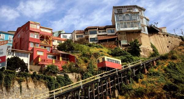 Funicular railways of Valparaíso
