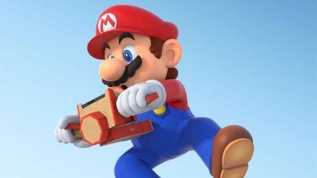 Super Mario conspiracy theories