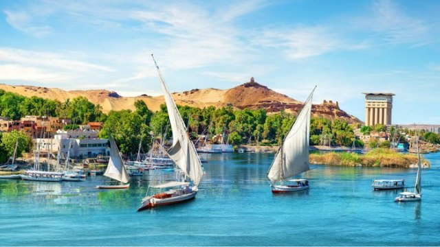 Aswan and its islands