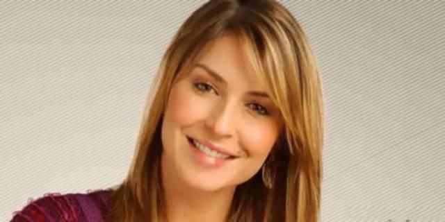 Adriana Arboleda Beautiful Colombian Woman