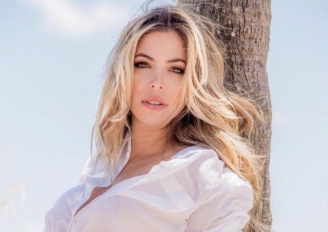 Daniela Tamayo Beautiful Colombian Woman