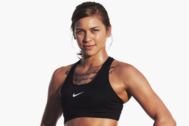 Kailin Curran Hottest Female MMA Fighters