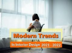 Interior Design Modern Trends 2022