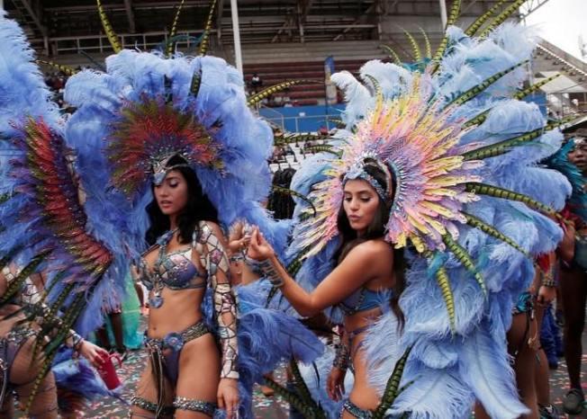 10 best carnivals-Carnival of Trinidad and Tobago
