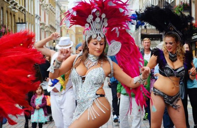 10 best carnivals-Notting Hill Carnival