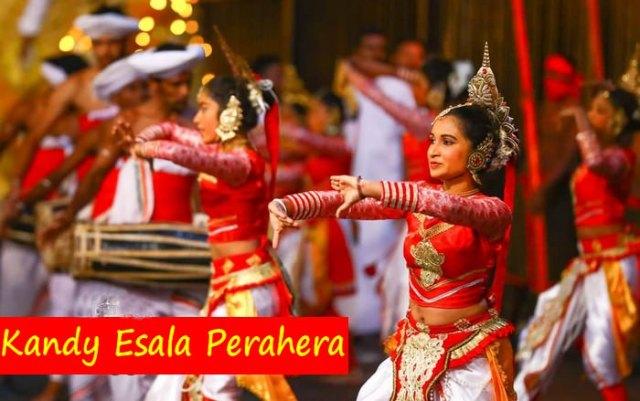 Kandy Esala Maha Perahera