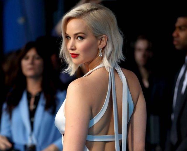 Jennifer Lawrence hot actress 2020