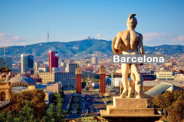 Barcelona Summer Vacation Destinations