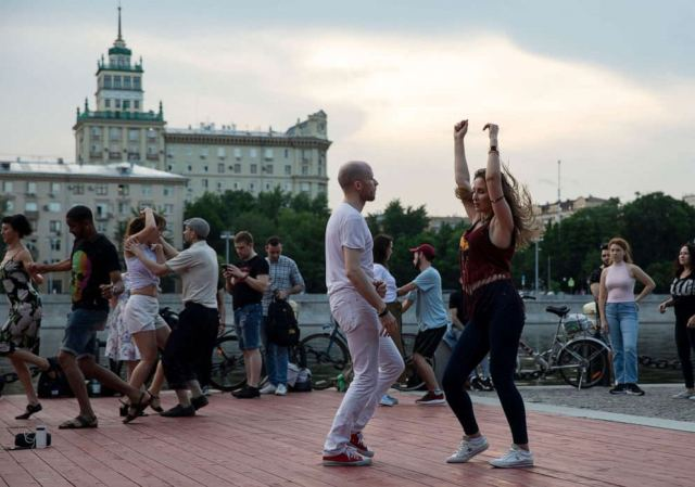Moscow Russia Summer Vacation Destinations