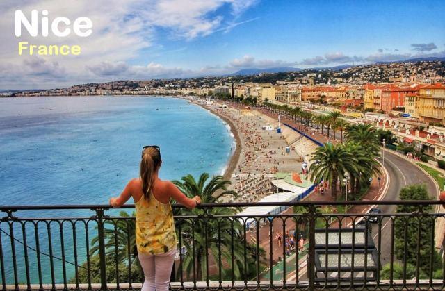 Nice, France Summer Vacation Destinations