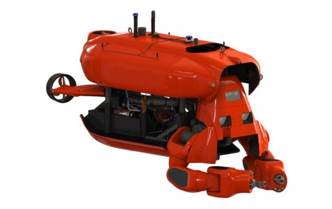 Aquanaut an unmanned underwater vehicle