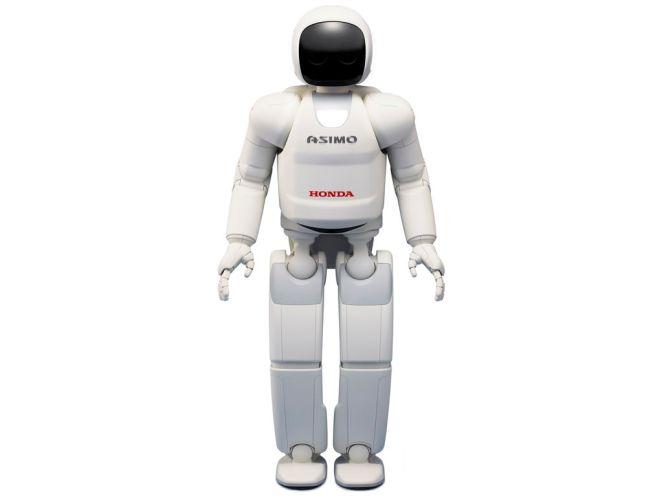 Asimo is a humanoid robot
