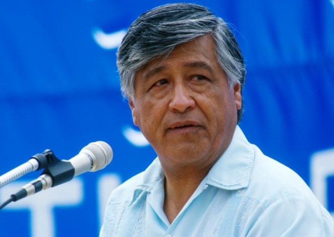 Cesar Chavez human rights activists who fought using hunger strike