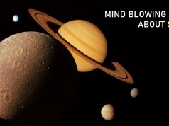 MIND BLOWING FACTS ABOUT SPACE
