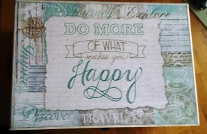 do more of what makes you happy, inner wisdom wellness