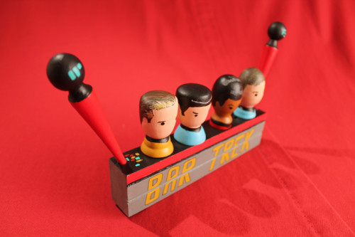 Bar Trek - Side Angle
