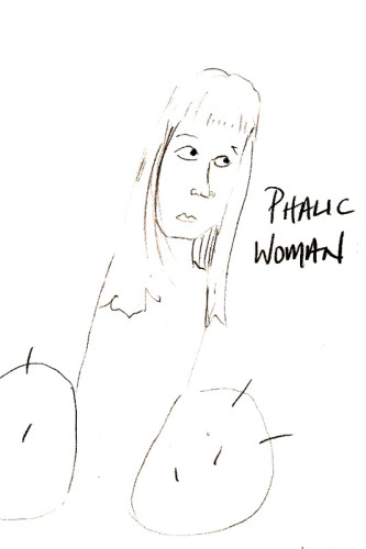 Phalic Woman