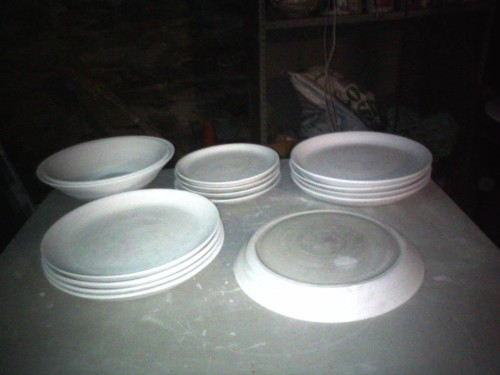 MIchelle's Pic of Plates