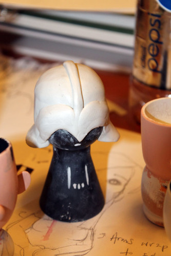 Darth Vadar - Bare Clay