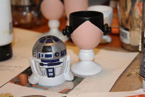 R2 and Leia