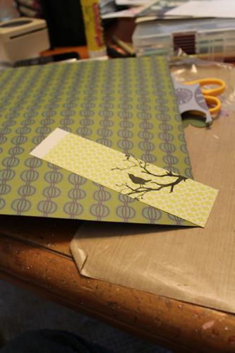 4070 Better match for green paper