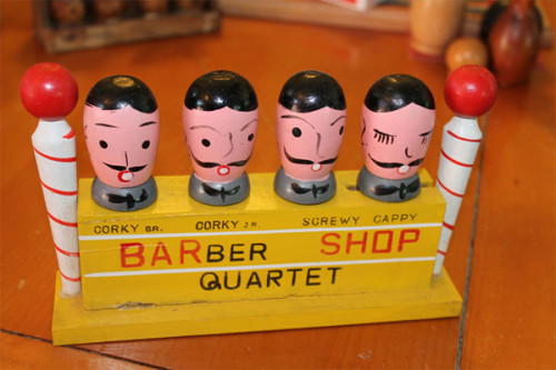 Original Barbershop Quartet