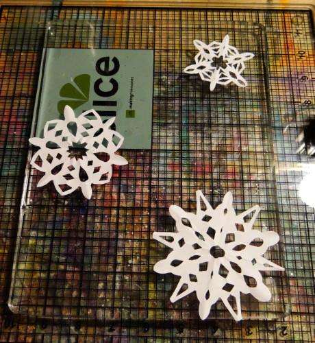 Gelli Snowflake