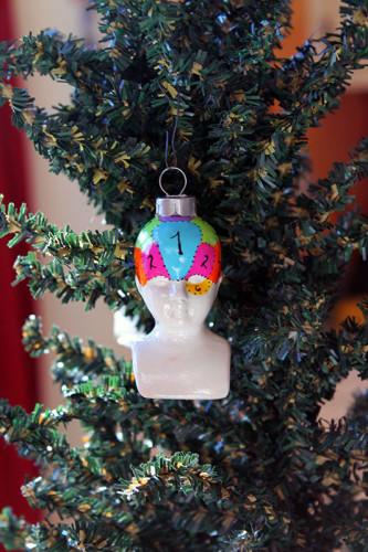 Head on Tree