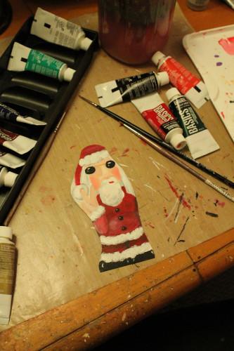 Santa 7 - Finished