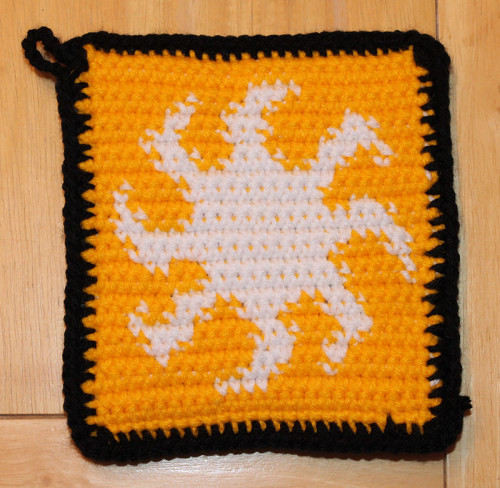 Plains Potholder Final